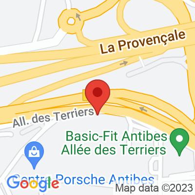 EUROPE AUTO - ANTIBES