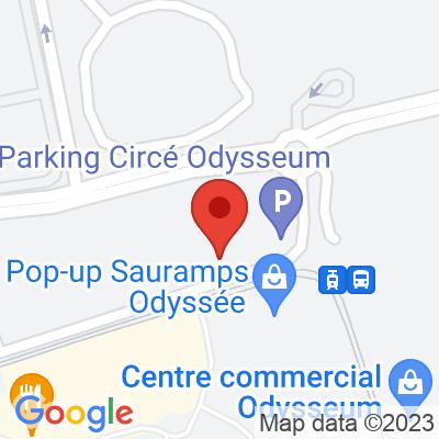 Parking circe de odysseum