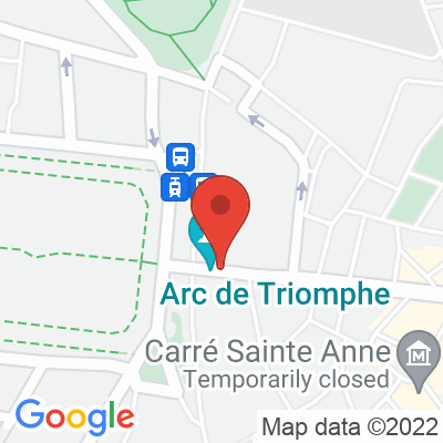 Parking Arc de Triomphe