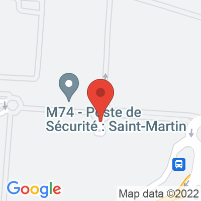 Airbus St Martin Parking Visiteur
