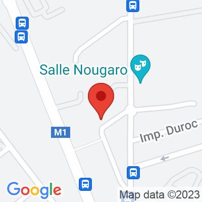 Rue Hubert Flourac - Toulouse
