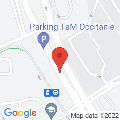 Révéo - Parking occitanie - Montpellier