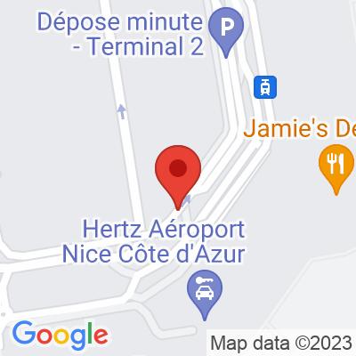AutoBleue Aéroport T2 - P5