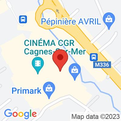 Polygone Riviera - Cagnes-sur-Mer (Parking P3 - Allée 3A et 3K)