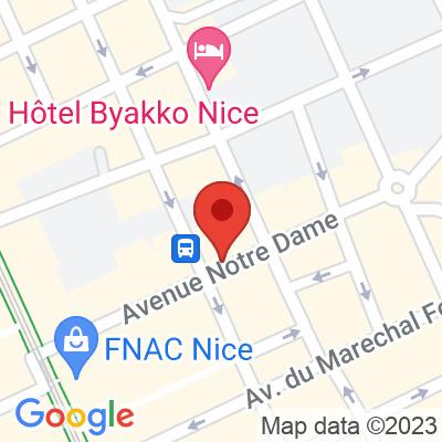 AutoBleue Notre Dame