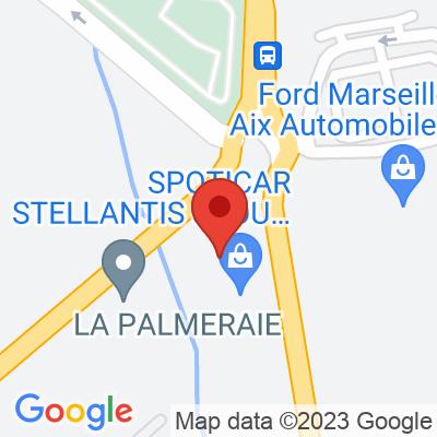 Citroën / PSA - Marseille Rabatau