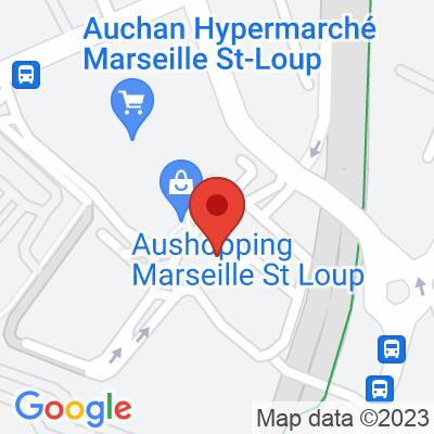 Auchan - Marseille