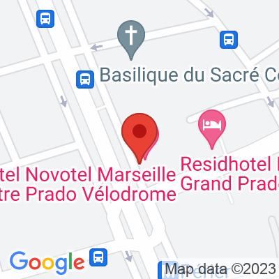 Novotel Marseille Prado (Tesla)