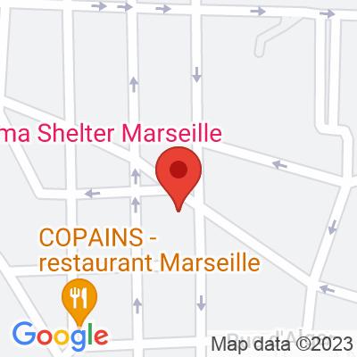Hôtel Mama Shelter Marseille (Tesla)