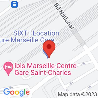 Parking Effia - P2 Voltaire
