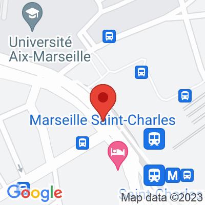 Parking Effia Gare Saint-Charles