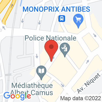 Parking Q-Park Antibes Frères Olivier