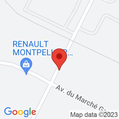 Renault - Montpellier