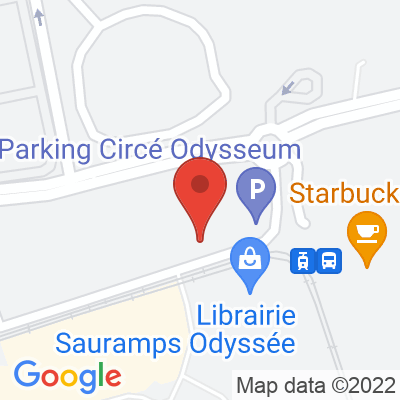 Parking circe de odysseum
