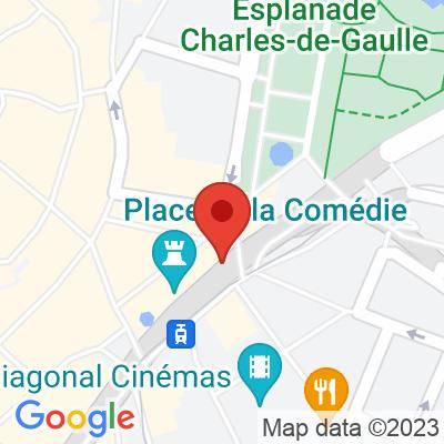 Parking Comédie - Montpellier