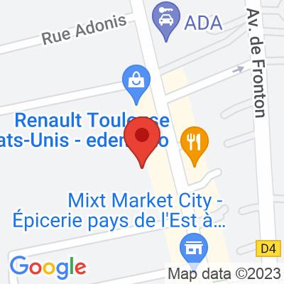 Renault Retail Group Toulouse États-Unis