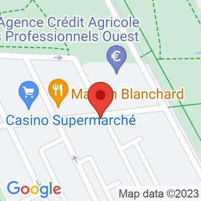 Révéo - Avenue d'andromède - Blagnac