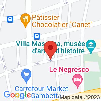Autobleue -  Eglise Saint Pierre d'Arene
