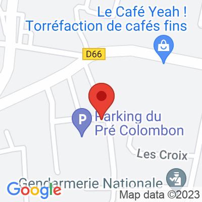 Borne SEDI - Chemin Pré Colombon - Mens