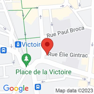 Parking Victoire