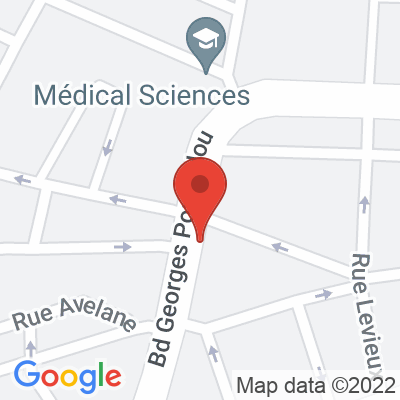 Station BlueCUB - boulevard Pompidou