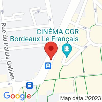 Station BlueCUB - cours Clémenceau