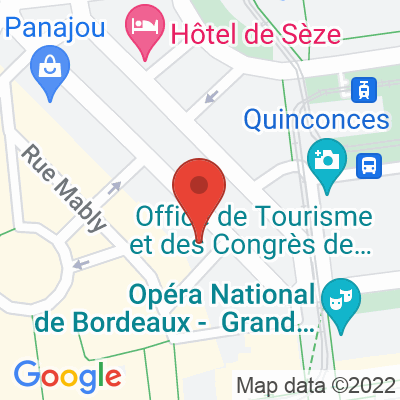 Station BlueCUB - allées de Tourny