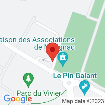 Parking maison des associations - Mérignac