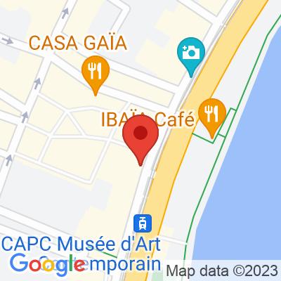 Parking Cité Mondiale