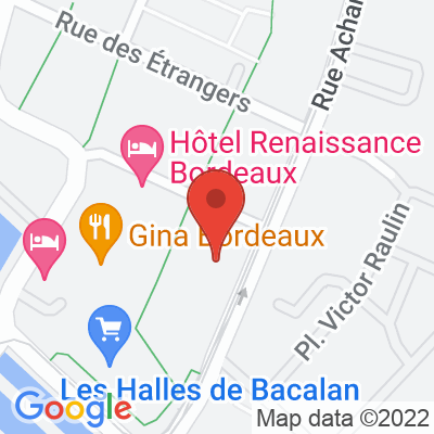Parking cite du vin Bordeaux