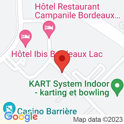 Hôtel Mercure - Rue du grand barail