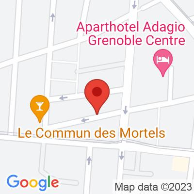 Effia/Grenoble/Rue du Colonel Denfert Rochereau/22
