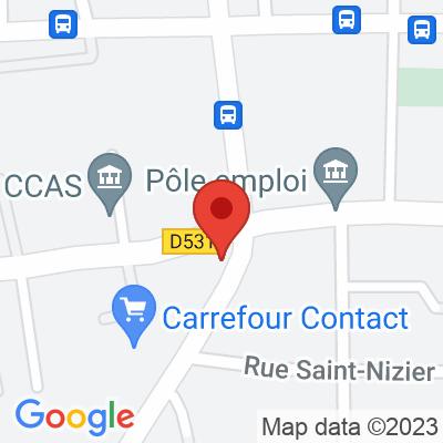 Boulevard Joliot Curie - Fontaine
