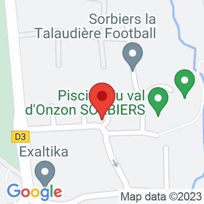 SIEL (Mobiloire) - Parking val d'Onzon - Sorbiers