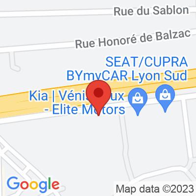 Citroën Vénissieux