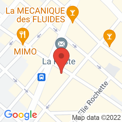 BlueLy - Rue de la Thibaudière