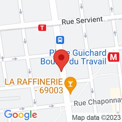 BlueLy - Avenue du Maréchal Saxe