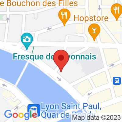 Bluely - rue Thimonnier