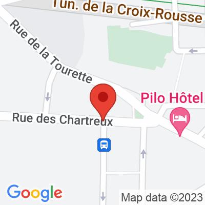 Bluely - 20 rue Ornano