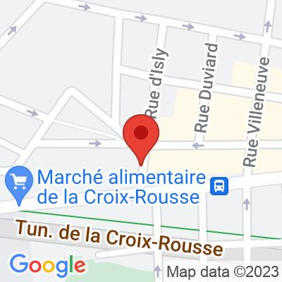BlueLy - Boulevard de la Croix-Rousse