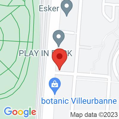 BlueLy - Botanic_Villeurbanne