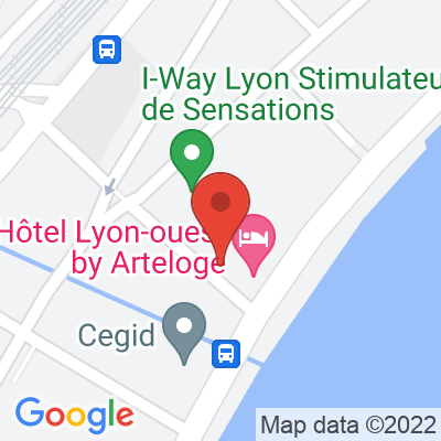 Hotel Lyon-ouest (clients only)