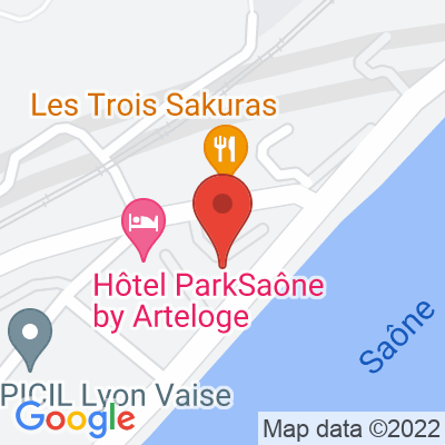 Parking Hôtel ParkSaône