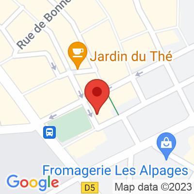 Sodetrel - Vaucanson - Grenoble