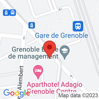 Borne SEDI - Rue Pierre Semard - Grenoble