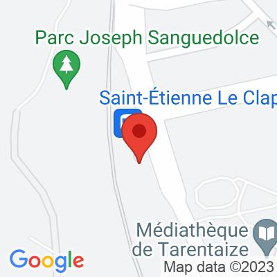 Parking du Clapier - Saint-Étienne