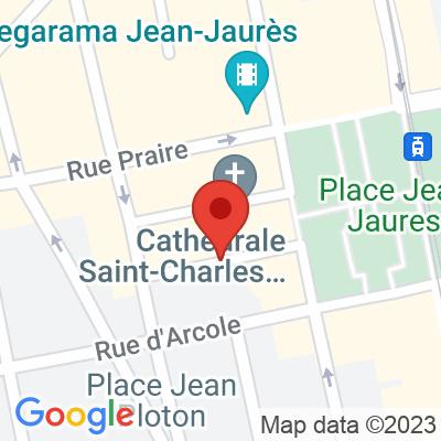 Parking Jean Jaurès (Effia)