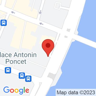 Parking Antonin Poncet