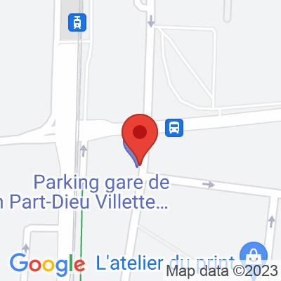 Parking Vilette - EFFIA