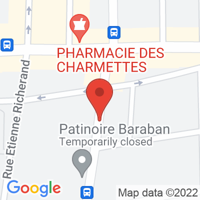 Patinoire Baraban
